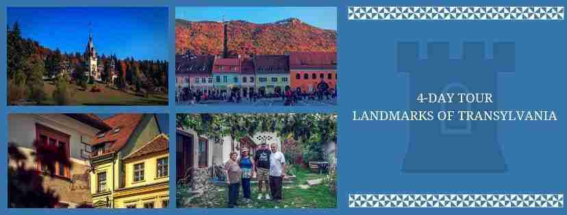 4-day Tour Transylvania
