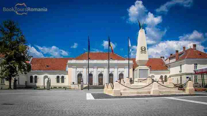 The Custozza monument
