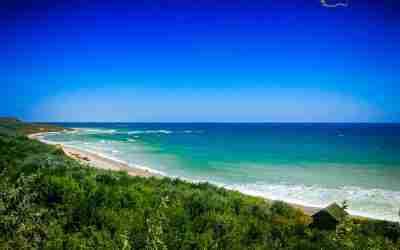 The Romanian Black Sea shore