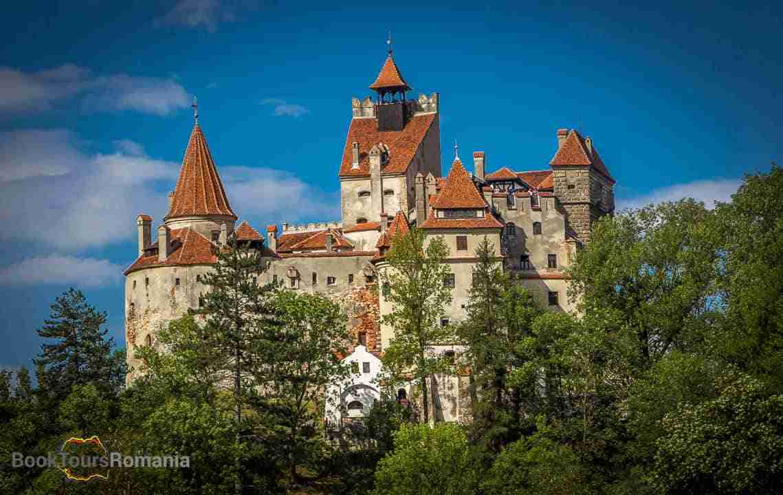 Day 2 - Walking tour of Brasov, Dracula Castle and spend the night at the Hotel of Ice