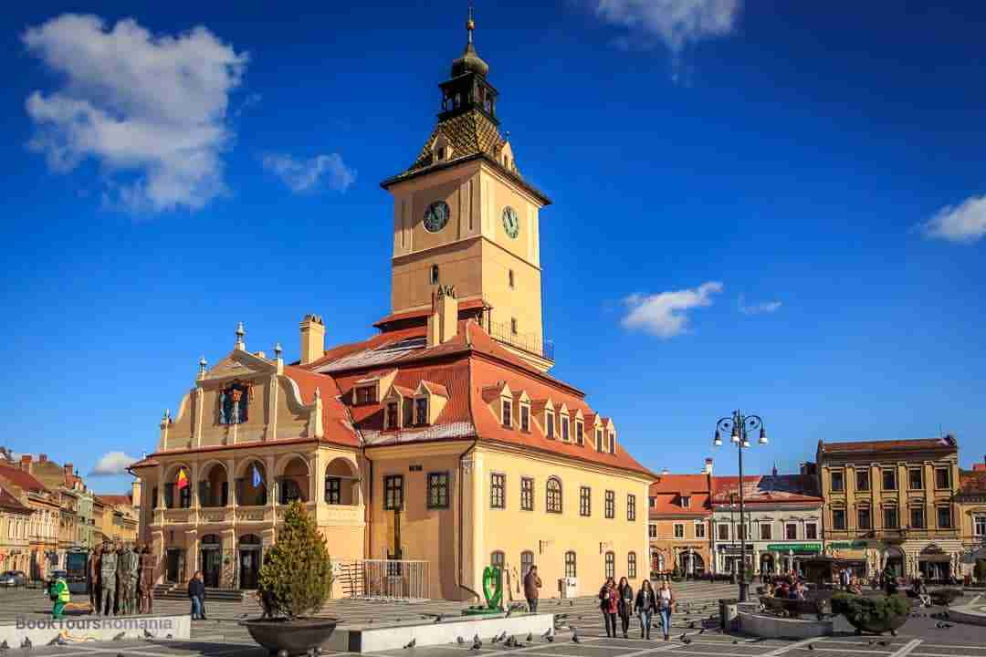 Day 2: November 3rd - Visit Brasov and head back to Bucharest