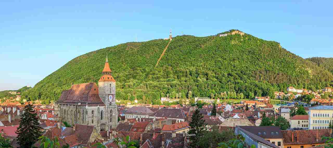 Day 3: 1st of November - Visit Brasov and head back to Bucharest