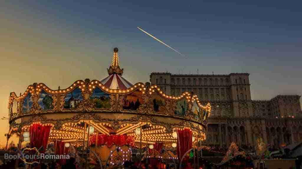 romanian christmas markets