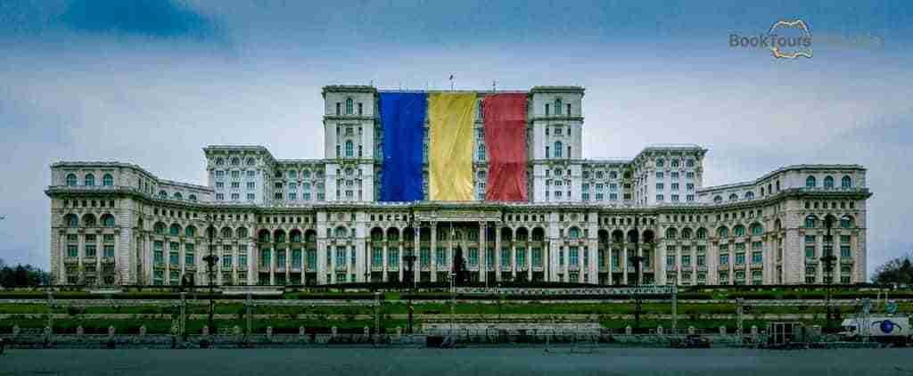 Bucharest Parliament Palace