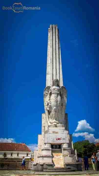 Horea, Closca and Crisan Obelisk