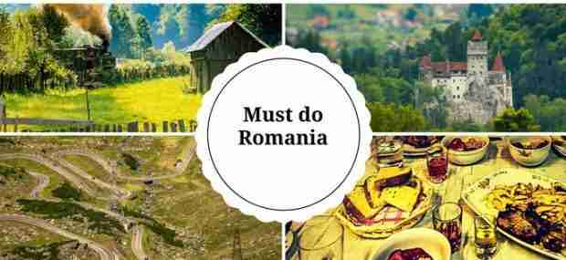 must do romania