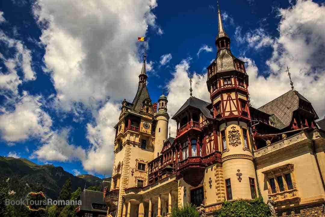 Day 3: Peles and Bran, fascinating castles & walking tour of Brasov