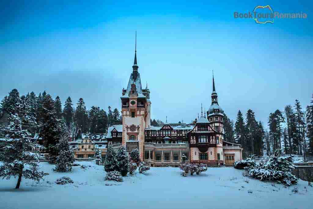 Day 4 -Visit Brasov, Peles Castle and back to Bucharest