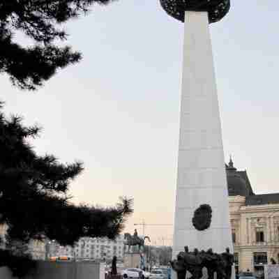 The Memorial of Rebirth for the victims of the Romanian Revolution of 1989