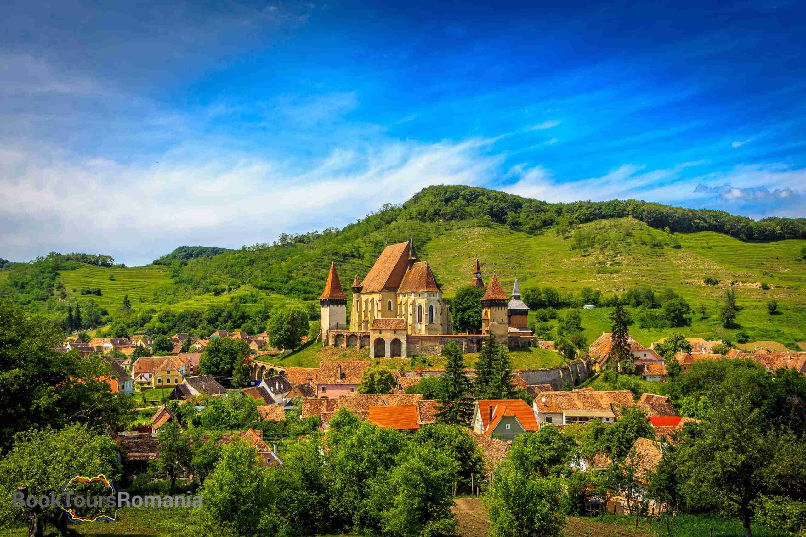 Day 3 - Biertan fortified church, Sibiu tour