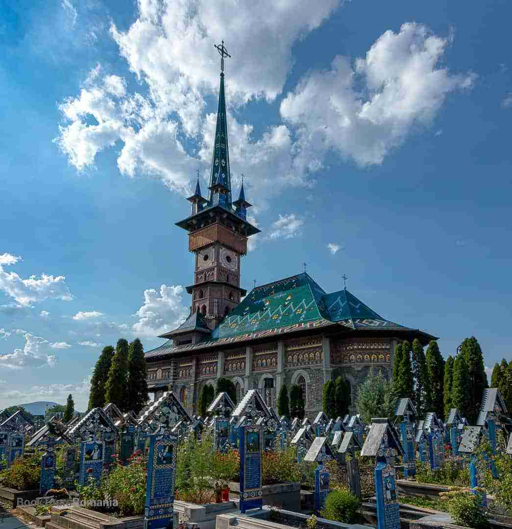 Day 5: Arriving to Maramures: The Merry Cemetery