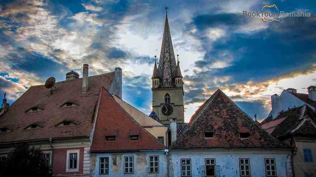 Sibiu Evangelical Cathedral