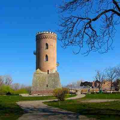 guided tour of Romania: Tower in the Princely Court - Targoviste