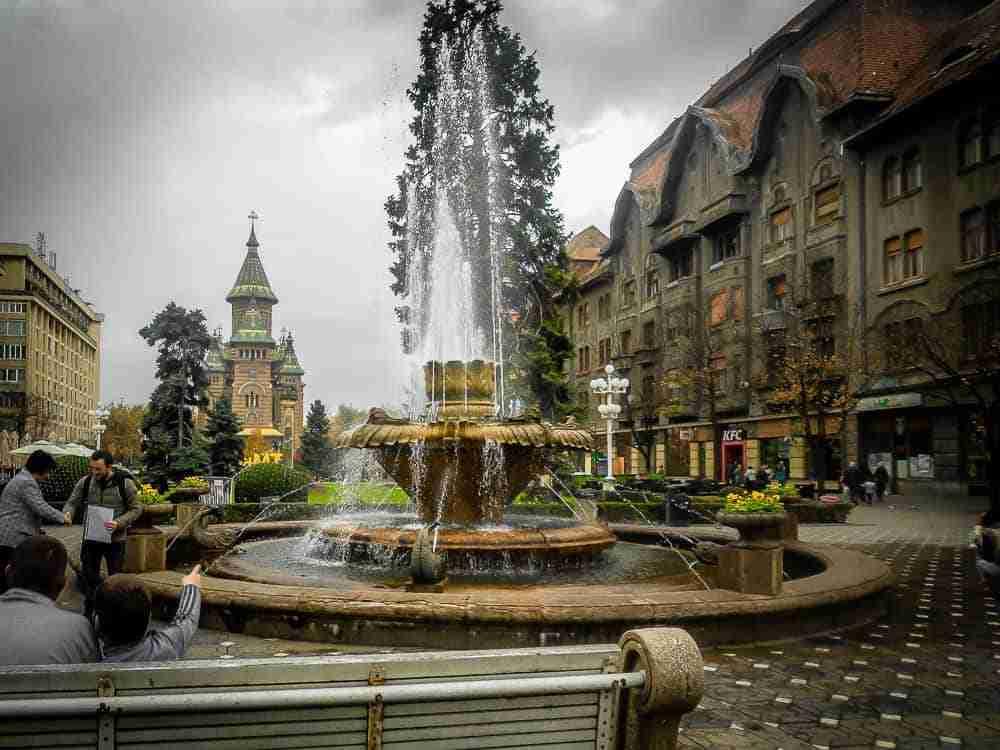 Timisoara Main Square