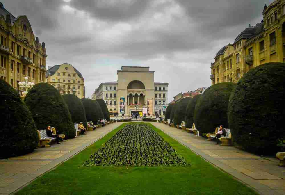 Opera in Timisoara
