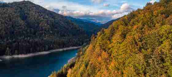 Autumn colors on Transfagarasan