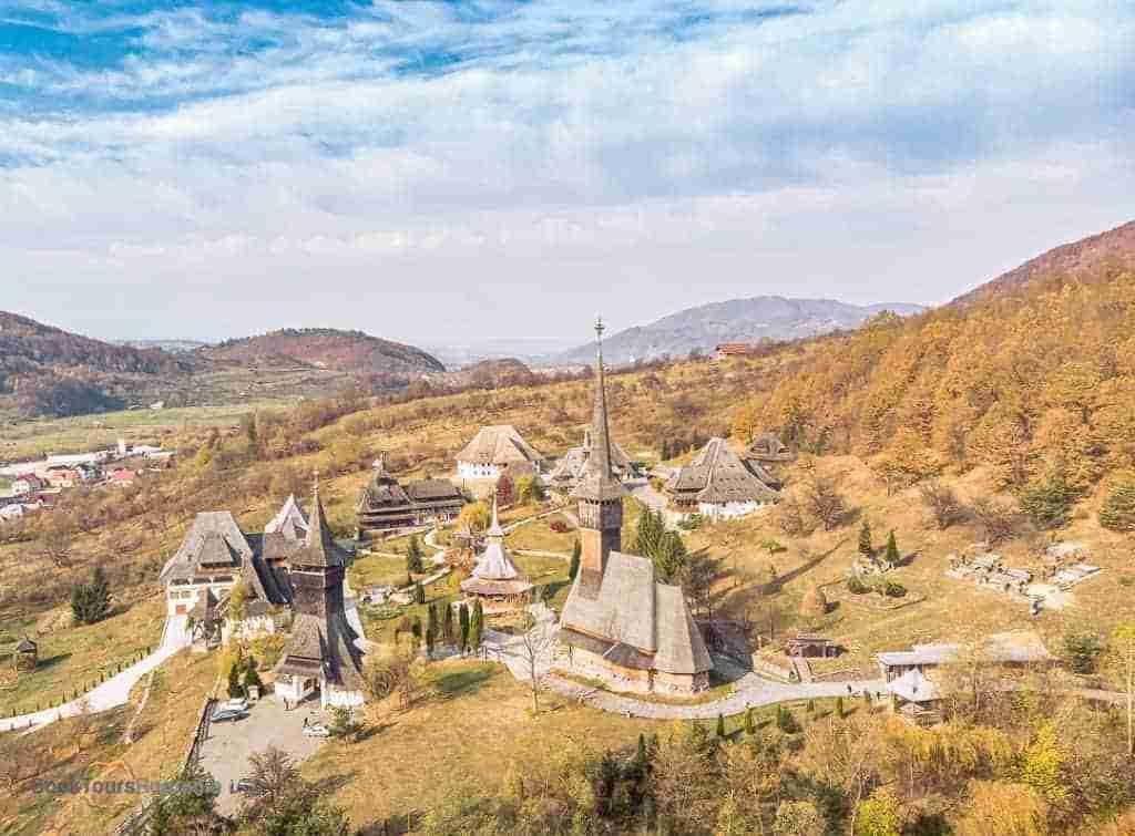 Barsana Monastery Maramures