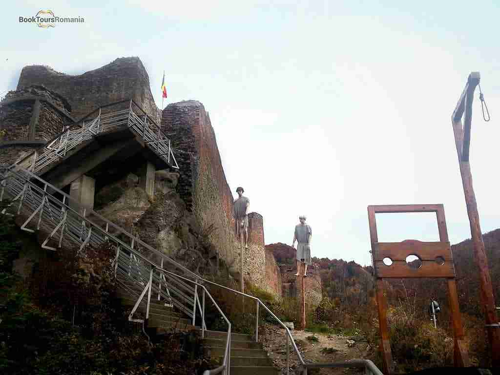 Poenari Citadel
