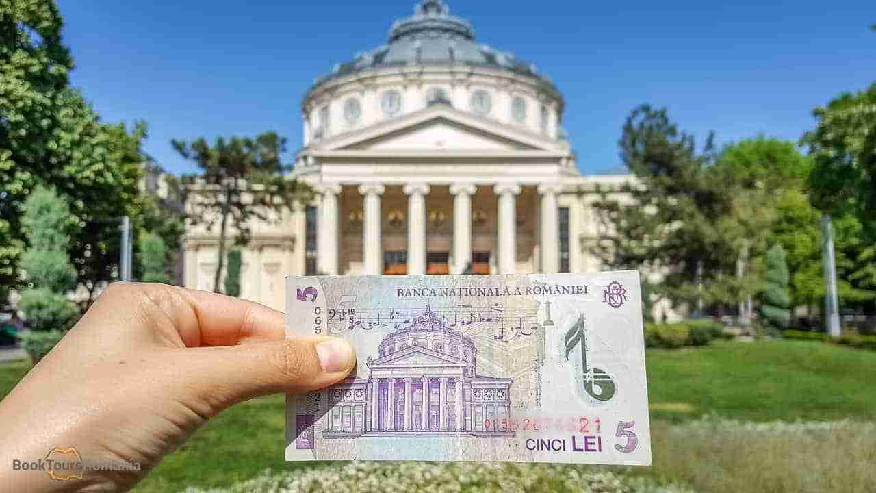Booktoursromania Romanian Currency