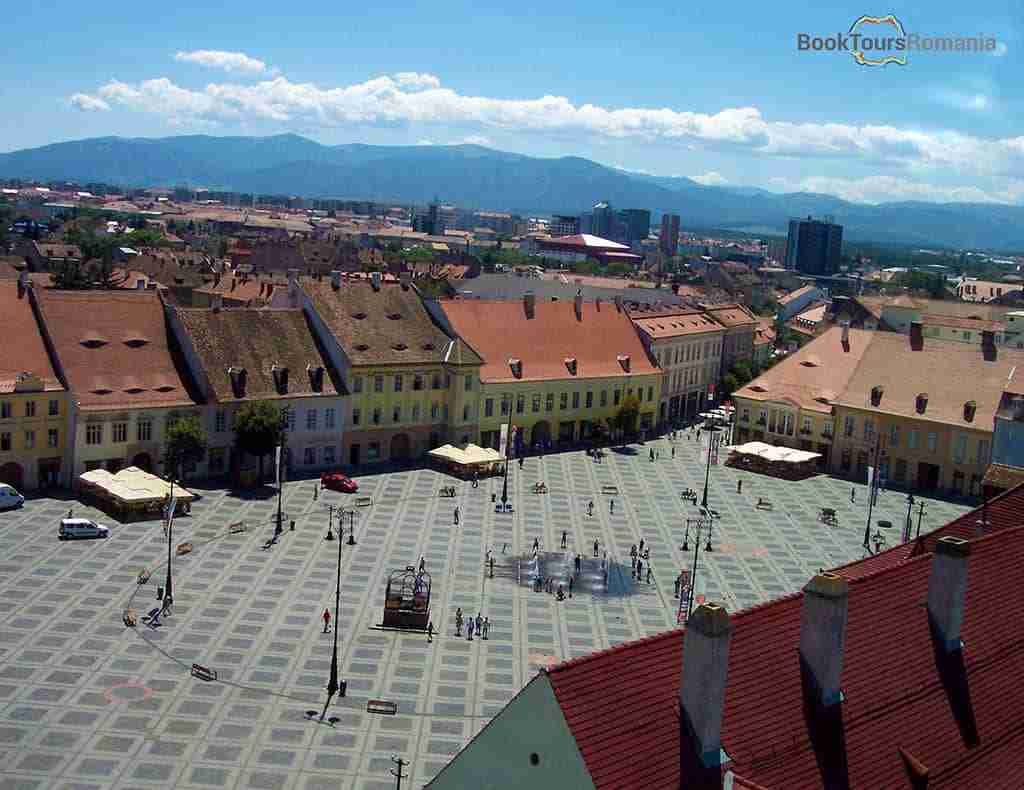 Overview of the Big Square